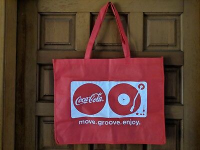Coca Cola New Tote Bag From The 2013 Essence Festival In New Orleans
