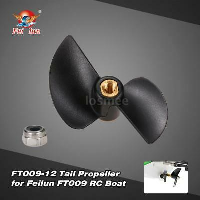 Original Feilun FT009-12 Tail Propeller Boat Spare Part for FT009 RC Boat S1L9