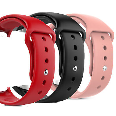 Soft Replacement Silicone Strap Wrist Watch Band For Samsung Gear S2 Smart Watch
