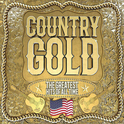 Various Artists : Country Gold: The Greatest Hits of All Time CD Box Set 3