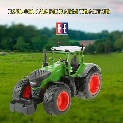 Original Double E E351-001 Remote Control 1/16 Farm Tractor RC Car P2U5