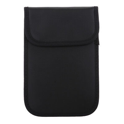 RFID Signal Blocking Bag Cell Phone GPS Tracking Wallet Pouch Bag Key FOB