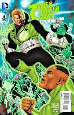 Green Lantern Corps: Edge of Oblivion #5(of 6) | VF+ || DC