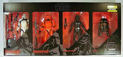 Hasbro Star Wars The Black Séries Forces Impériales 15.2cm Figurines 4pk Ee