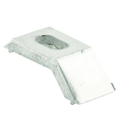 Prime-Line Products PL 14816 Storm Door Panel Clips, Mill,(Pack of 25)
