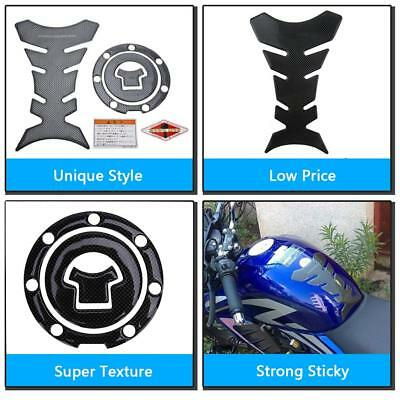 New Motorcycle Sticker Fuel Gas Cap Tank Cover Pad Decal Protector fit for Honda