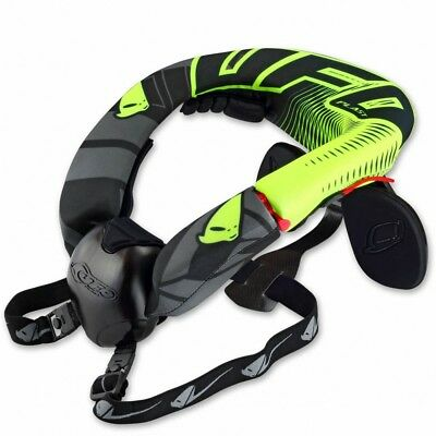 UFO Motocross NSS Neck Support One Size Fluo Yellow