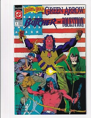 Brave And The Bold #1 (DC 1991)