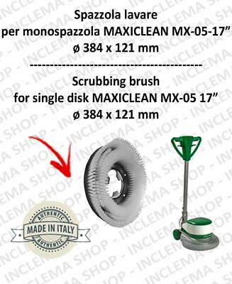 Cleaning BRUSH PPL 0,6 for single disc MAXICLEAN MX-05 17