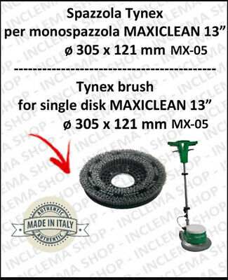 SPAZZOLA TYNEX for single disc MAXICLEAN MX-05 13
