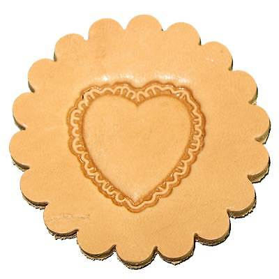 Heart 3-D Leathercraft Stamp 88332-00