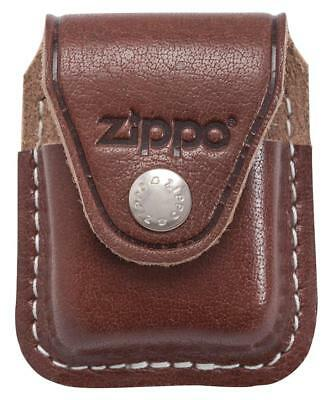Zippo LPCB Lighter Pouch with Clip, Brown