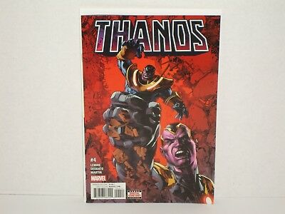 Thanos #4 (NM/NM+ or 9.4/9.6) - 1st Print - Lemire - Deodato - Sold Out!