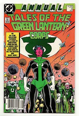 Tales of the Green Lantern Corps Annual #3 (DC, 1987) VG