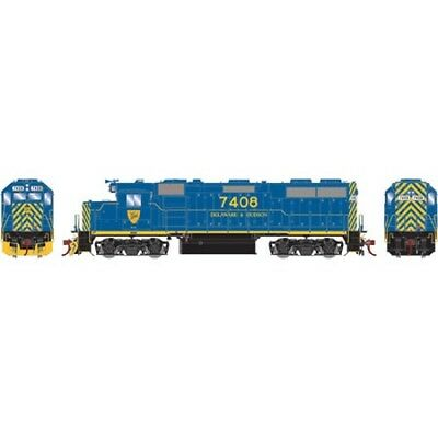 Athearn ATHG64615 HO GP39-2 Phase I /DCC & Sound D&H /Delaware & Hudson #7402