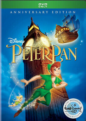 Peter Pan (Signature Collection) [New DVD] Ac-3/Dolby Digital, Dolby, Dubbed,
