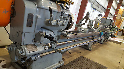 "Lodge & Shipley 25"" x 25' Lathe"