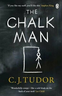 The Chalk Man: The Sunday Times bestseller. The most chilling... by Tudor, C. J.
