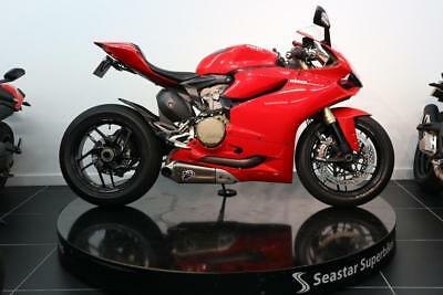 Ducati 1199 Panigale Abs - 2012 - 9000 Miles