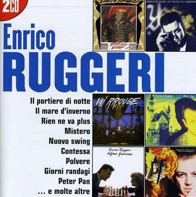 Enrico Ruggeri - I Grandi Successi [2 CD] RHINO RECORDS