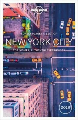 Lonely Planet Best of New York City 2019 by Lonely Planet 9781786571625