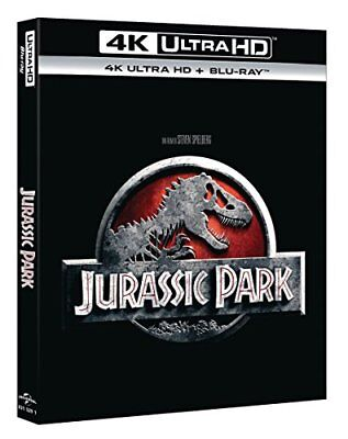 Jurassic Park (4K Ultra HD + Blu-Ray) UNIVERSAL PICTURES
