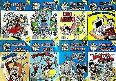The Beano Superstars Comic x 8 Issues 1993 – 1995