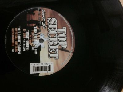 "Various - Top Secret! January 2004 Vinyl 12"" a0712779dd"