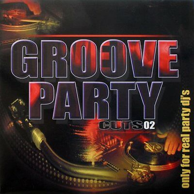 """Various - Groove Party Cuts 2 Vinyl 12"""" 0714986"""