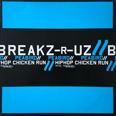 Peabird - Hip Hop Chicken Run Vinyl LP 0713845