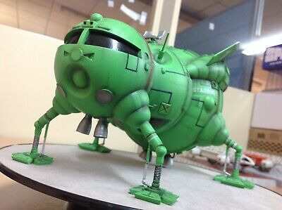 Approximately 11 inches 275 mm long Red Dwarf Model Kit Starbug Class