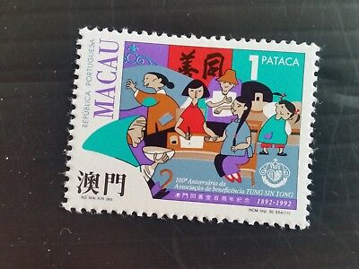 Macao 1992 Sg 788 Cent Of Tung Sin Tong Mnh (M)