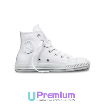 2all star bianche converse