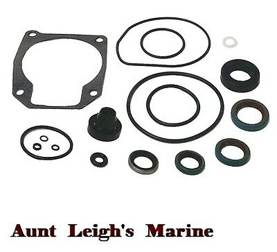 Gearcase Lower Unit Seal Kit Johnson Evinrude OMC 25 40 48 50 HP 18-2694 433550