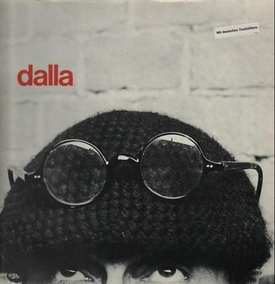 Lucio Dalla Dalla GATEFOLD NEAR MINT RCA Italiana Vinyl LP