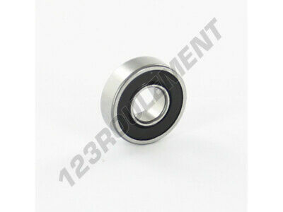 Roulement a billes 698-2RS-SKF - 8x19x6 mm