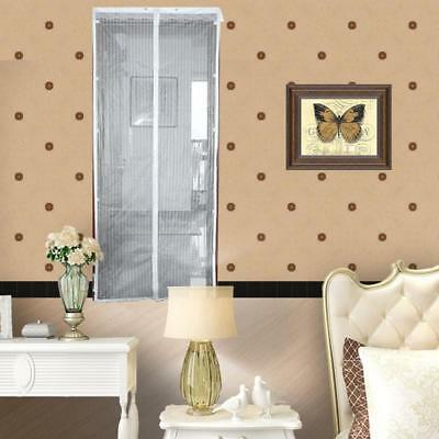 Hot Anti-Insect Fly Bug Mosquito Door Window Curtain Net Mesh Screen Protector C
