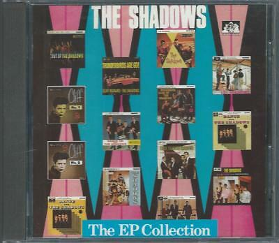 CD: The SHADOWS - The EP Collection