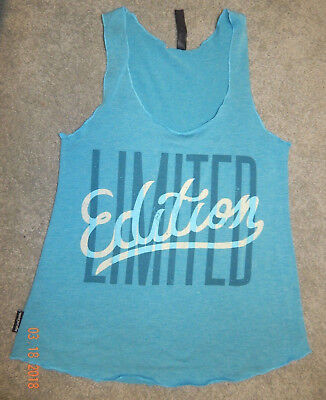 """Adult Xxs--Sugar & Bruno Brand """"limited Edition"""" Tank Top--Excellent"""