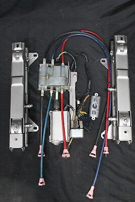197175 Cadillac 6way Power Seat Motor Wiring Harness Switch. 71 72 73 74 75 76 Cadillac Deville Eldorado 6way Power Bench Seat Setup. Cadillac. Cadillac Wiring 6 Way Seat At Scoala.co