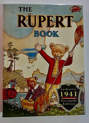 Rupert Bear Annual 1941  Facsimile 1941  Annual Shrink Wrap  Brand New ..