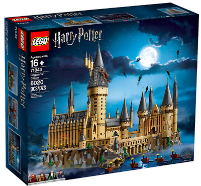 LEGO Harry Potter Hogwarts Castle 71043 Exclusive [Brand New & Free Delivery]