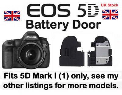 NEW Battery Door Cover for Canon EOS 5D Mark I (1)