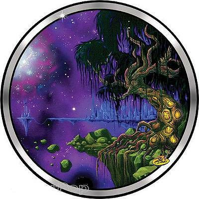 Space Tree STICKER Decal Dirty Donny Psychedelic Hippie Dream DD73