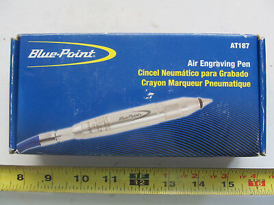 Aircraft tools Blue Point Air Engraving Pen # AT187  NEW IN THE BOX!!!!!