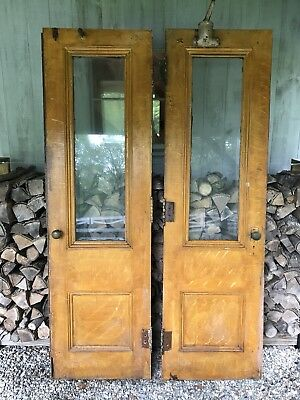 Antique Double Entry Doors