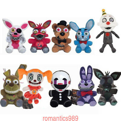 Five Nights at Freddy's & Sister Location Plush Stuffed Toy Doll Collectible