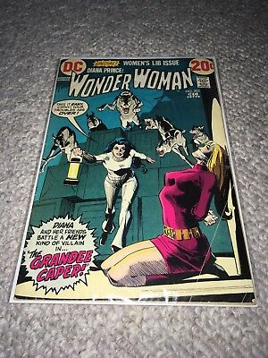 DC 1943  Wonder Woman #203 - Very Good Condition