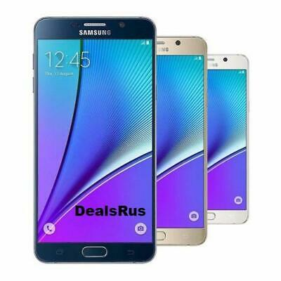 Samsung Galaxy Note 5 32GB SM-N920 GSM Factory Unlocked 4G LTE SMARTPHONE A+