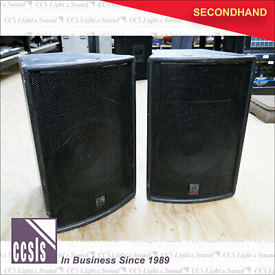 Martin Audio EM Series EM76 Speaker Cabinet - Pair